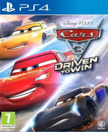 Cars 3: Driven to Win (Bazar/ PS4)