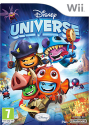 Disney Universe (Bazar/ Wii)