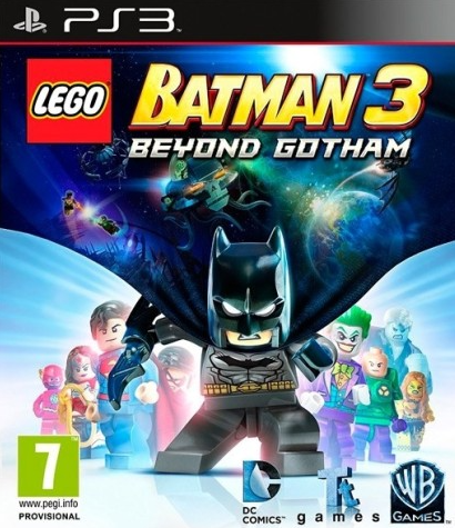 LEGO Batman 3: Beyond Gotham (Bazar/ PS3)