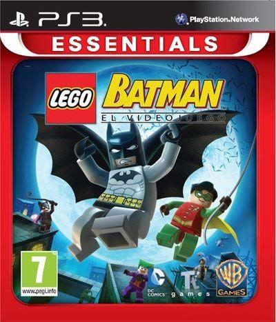 LEGO Batman: The Videogame /Essen. Ed./ (Bazar/ PS3)