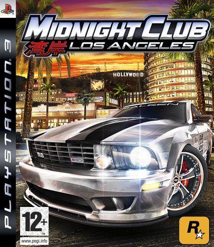 Midnight Club: Los Angeles (Bazar/ PS3)