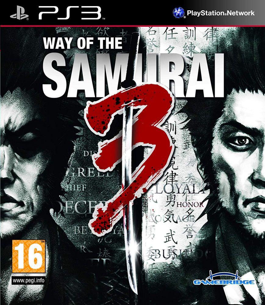 Way of the Samurai 3 (Bazar/ PS3)