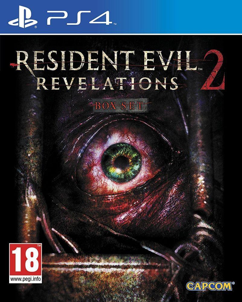 Resident Evil Revelations 2 (Bazar/ PS4)