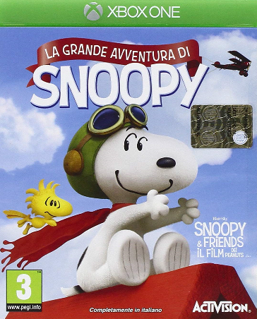 Snoopys Grand Adventure (Xbox One) - Itl.
