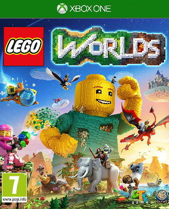 LEGO Worlds (Bazar/ Xbox One)