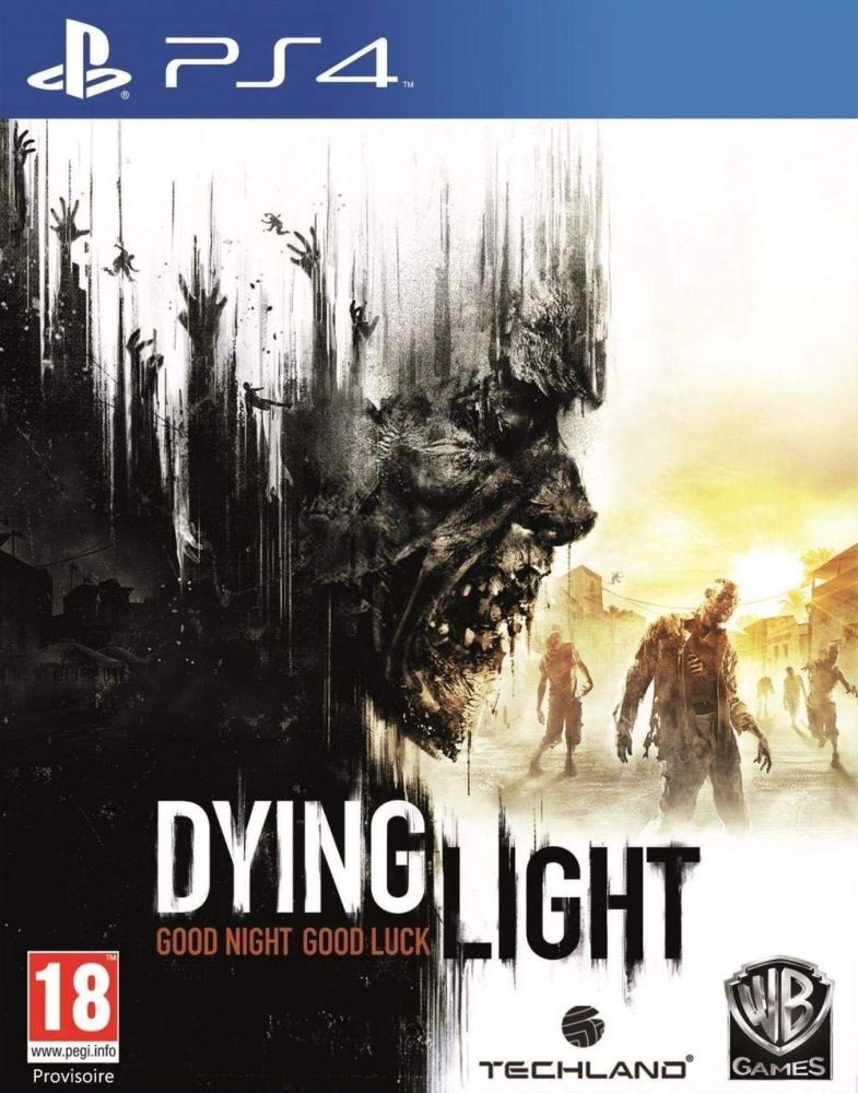 Dying Light (Bazar/ PS4)