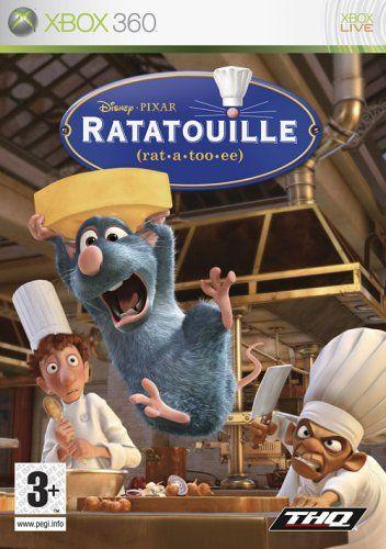 Ratatouille (Bazar/ Xbox 360)