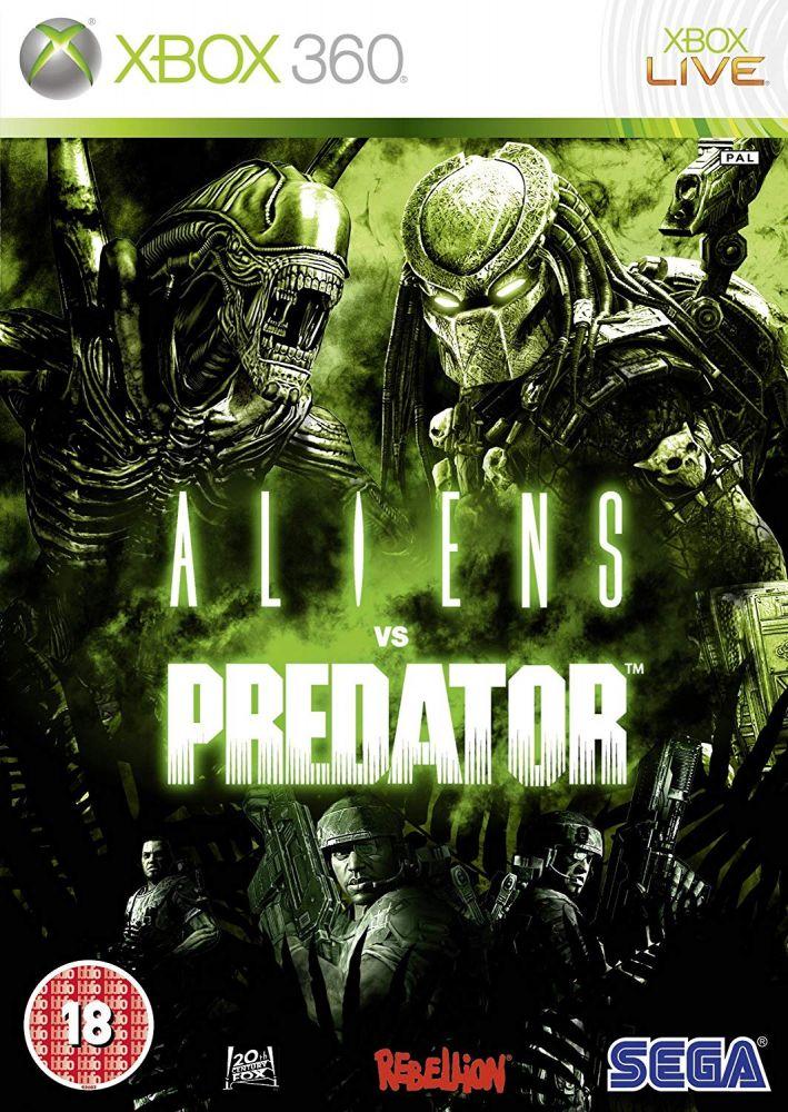 Aliens vs Predator (Bazar/ Xbox 360)