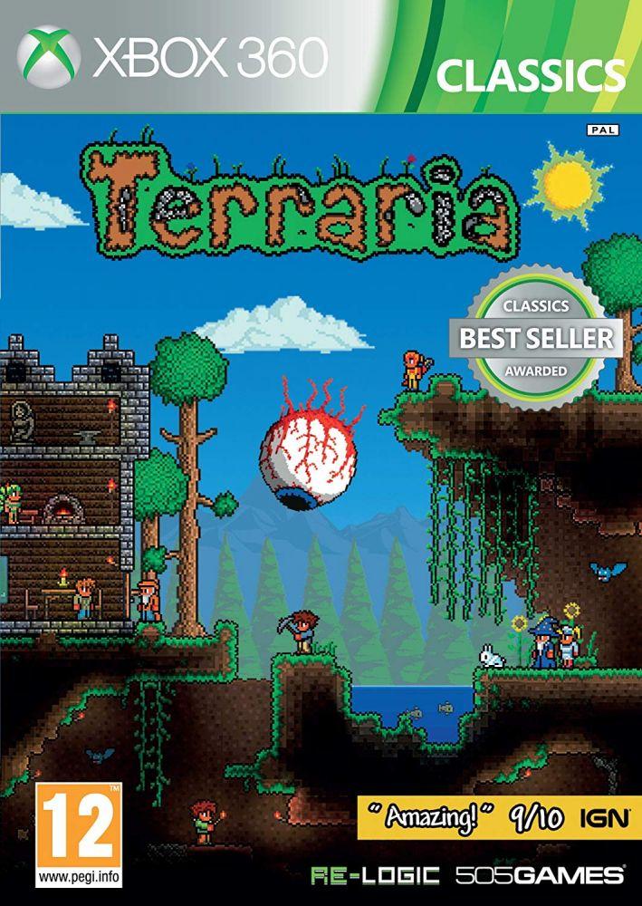Terraria (Bazar/ Xbox 360)