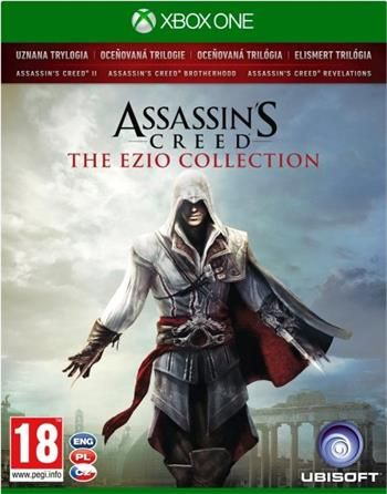 Assassins Creed: The Ezio Collection (Bazar/ Xbox One) - CZ
