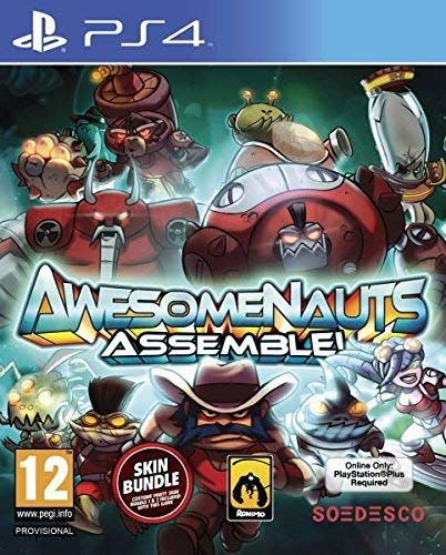 Awesomenauts Assemble (Bazar/ PS4)