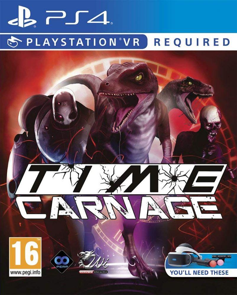 Time Carnage (Bazar/ PS4 - VR)