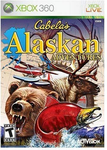 Cabelas Alaskan Adventures (Bazar/ Xbox 360) - DE