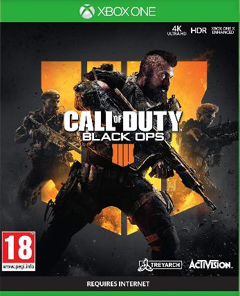 Call of Duty: Black Ops 4 (Bazar/ Xbox One)