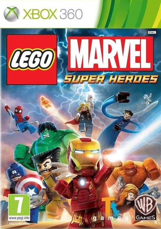 LEGO Marvel Super Heroes (Bazar/ Xbox 360)