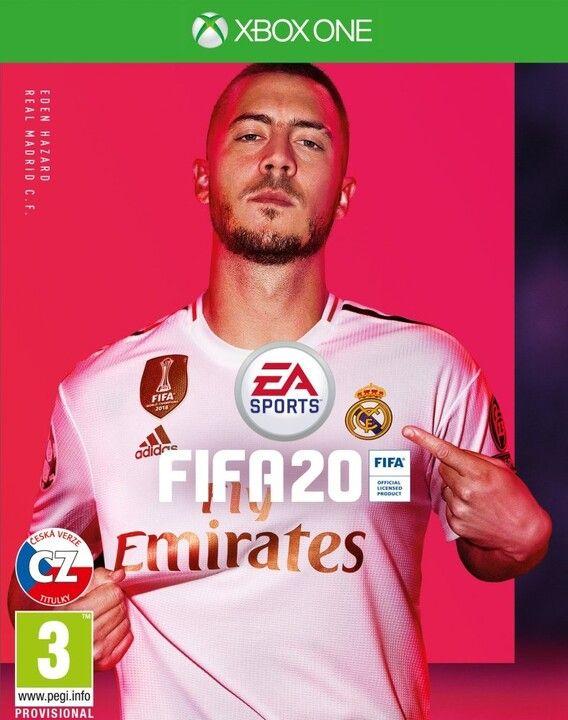 FIFA 20 (Bazar/ Xbox One) - CZ
