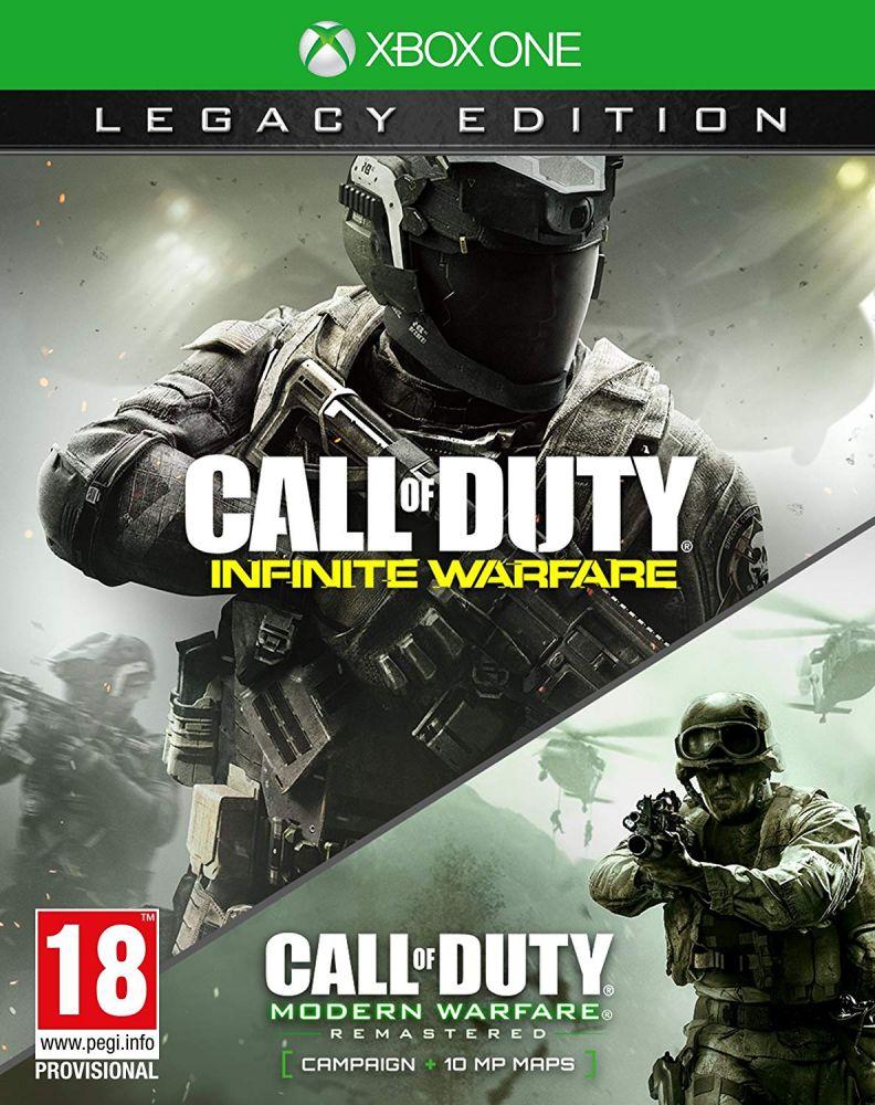 Call Of Duty: Infinite Warfare /Legacy Edition/ (Bazar/ Xbox One)