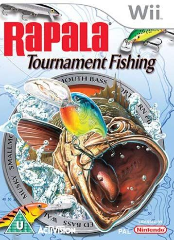 Rapala Tournament Fishing (Bazar/ Wii)