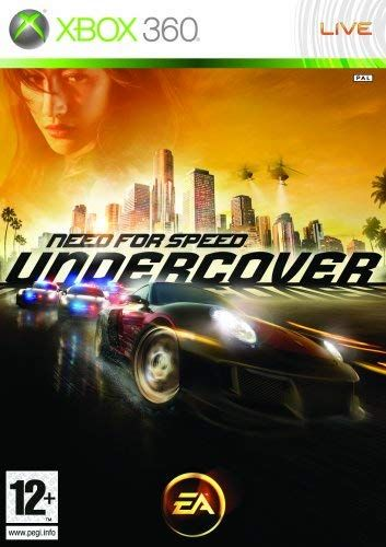 Need For Speed: Undercover (Bazar/ Xbox 360)