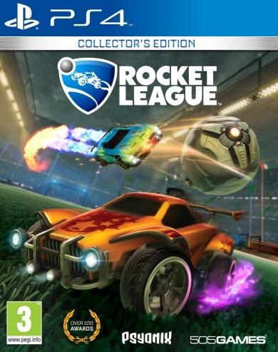 Rocket League /Collectors Edition/ (Bazar/ PS4)