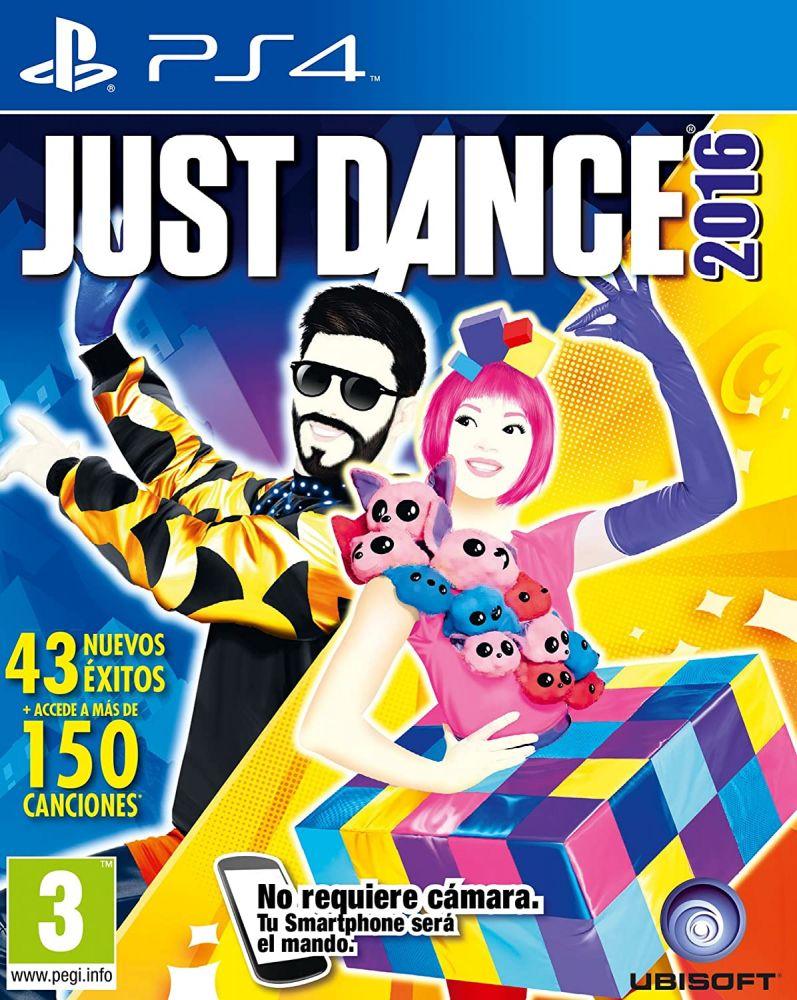 Just Dance 2016 (PS4) - CZ