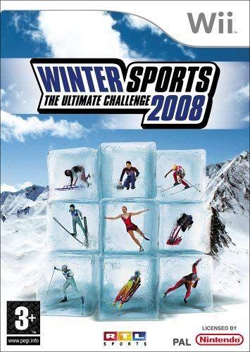 Winter Sports 2008 (Bazar/ Wii)