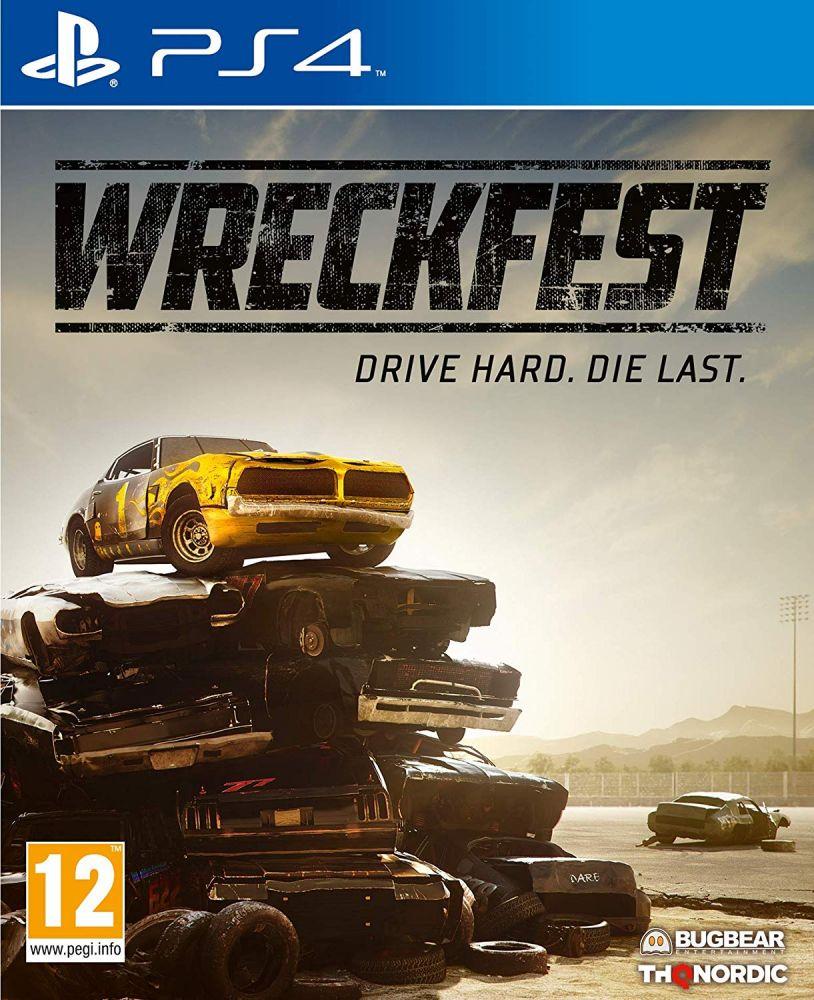 Wreckfest (Bazar/ PS4)
