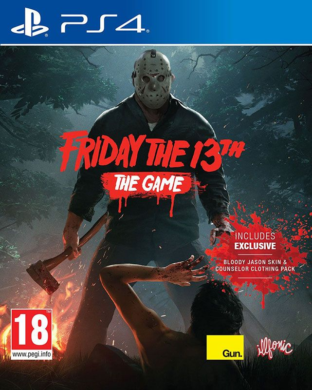 Friday the 13th: The Game (Bazar/ PS4)