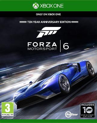 Forza Motorsport 6 (Bazar/ Xbox One)