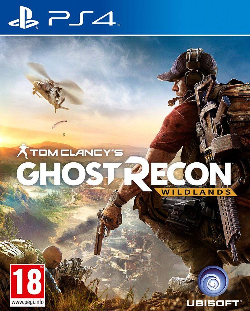 Tom Clancys Ghost Recon: Wildlands (Bazar/ PS4) - EN