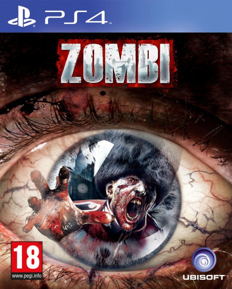Zombi (Bazar/ PS4) - CZ