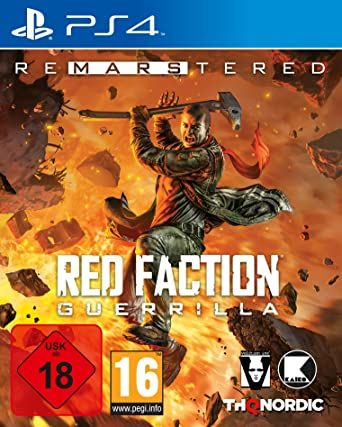 Red Faction Guerrilla Remarstered (PS4) - CZ