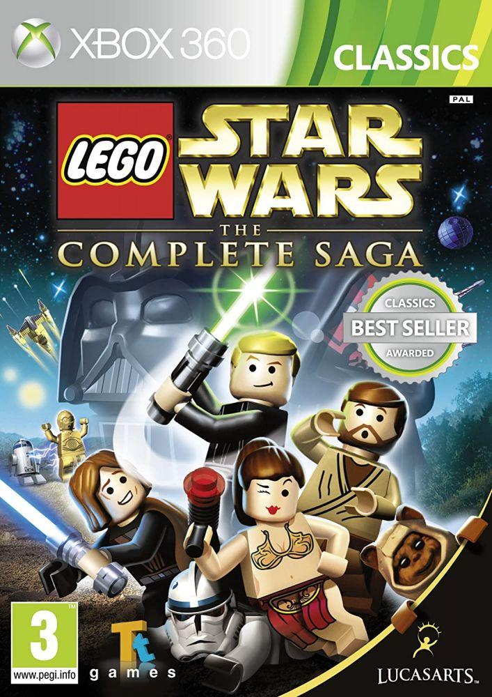 LEGO Star Wars: The Complete Saga (Bazar/ Xbox 360)