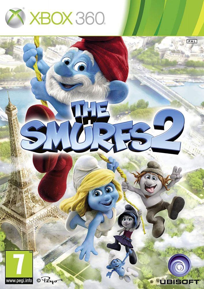 The Smurfs 2 (Bazar/ Xbox 360)