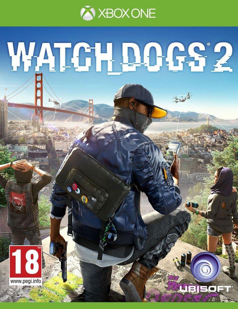 Watch Dogs 2 (Bazar/ Xbox One) - EN