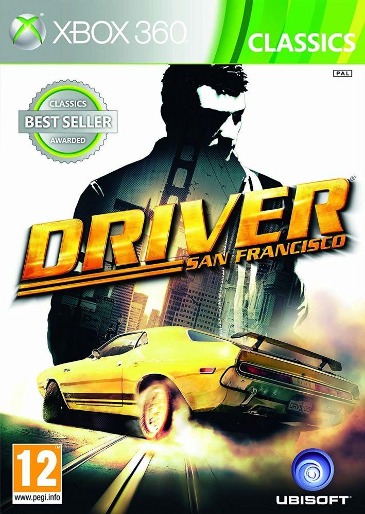 Driver San Francisco (Bazar/ Xbox 360) - DE