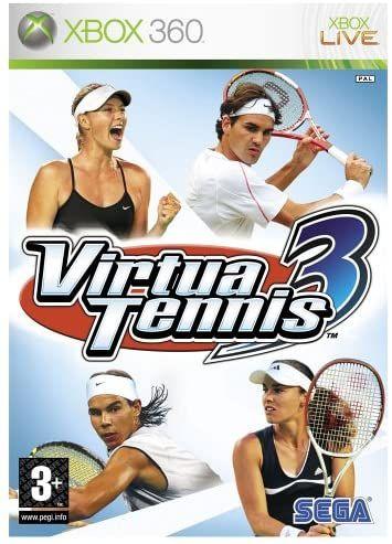 Virtua Tennis 3 (Bazar/ Xbox 360)