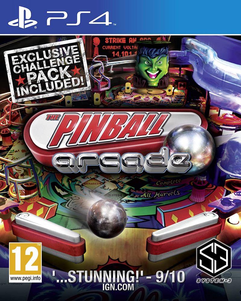 Pinball Arcade (Bazar/ PS4)