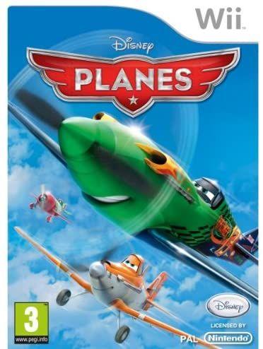 Disney Planes (Bazar/ Wii)