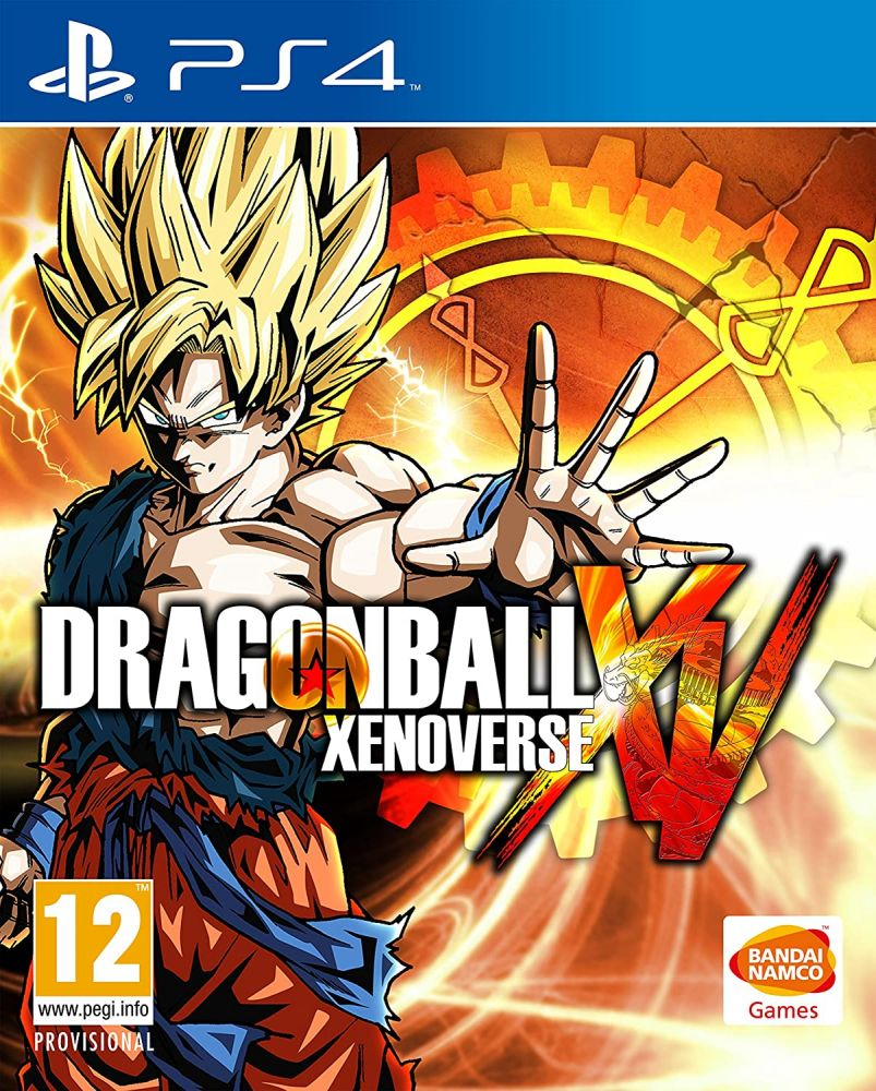 Dragon Ball XenoVerse /PS HITS/ (Bazar/ PS4) - DE