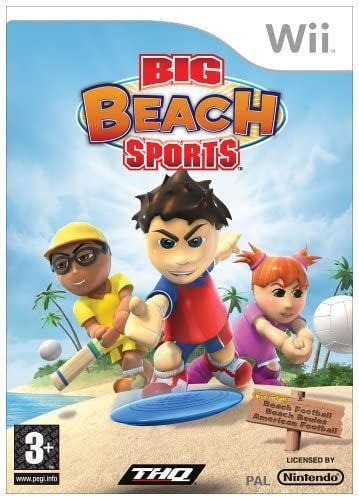 Big Beach Sports (Bazar/ Wii)