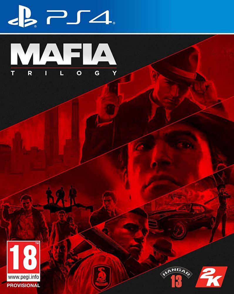 Mafia Trilogy (PS4) - CZ