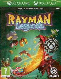 Rayman Legends (Xbox One/ Xbox 360)