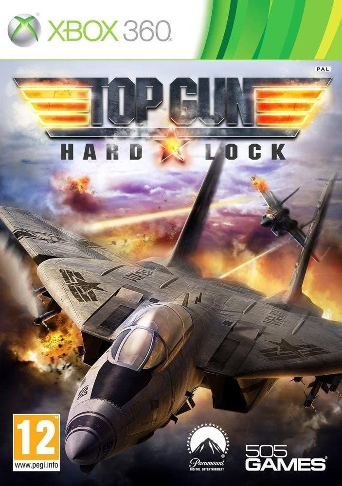 Top Gun : Hard Lock (Xbox 360)