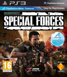 SOCOM Special Forces (Bazar/ PS3 - Move)