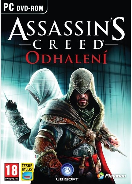 Assassins Creed: Odhalení CZ (PC)