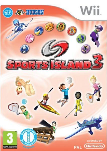 Sports Island 3 (Bazar/ Wii) - DE