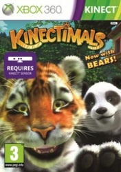 Kinectimals Now with Bears CZ (Xbox 360- Kinect)