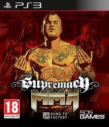 Supremacy MMA (Bazar/ PS3)