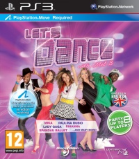 Lets Dance with Mel B (PS3 - Move)